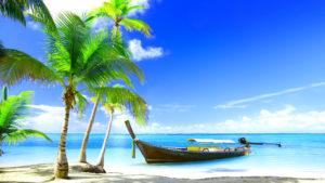 tropical-sea-beach-sand-clouds